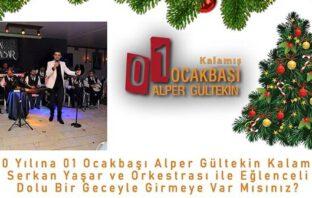 01 Ocakbaşı Alper Gültekin Kalamış İstanbul Yılbaşı 2020
