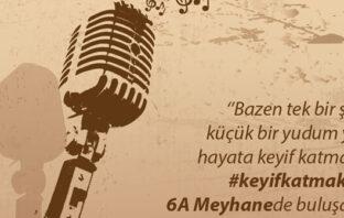 6A Meyhane Alsancak İzmir Yılbaşı 2020