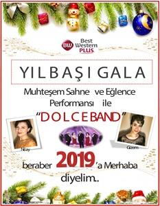 BW Plus Hotel Konak İzmir Yılbaşı 2019