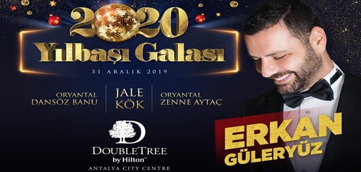 DoubleTree by Hilton City Centre Yılbaşı Galası 2020