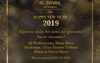 Al SharQ Live Yılbaşı Programı