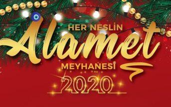 Alamet-i Meyhane Akbatı AVM Yılbaşı 2020