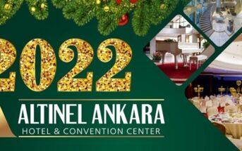 Altınel Hotel Ankara Yılbaşı 2020