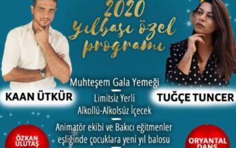 Anemon Fuar Hotel İzmir Yılbaşı Programı 2019