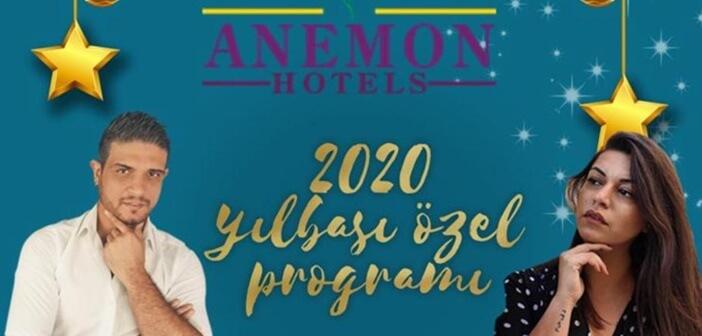 Anemon Fuar Hotel İzmir Yılbaşı 2019