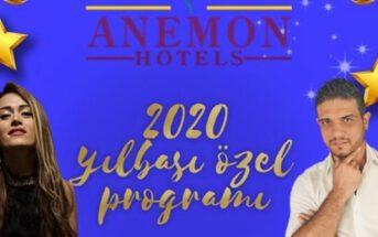 Anemon Hotel Çiğli Yılbaşı 2020