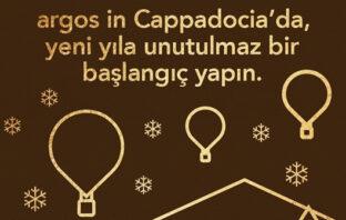 Argos in Cappadocia Yılbaşı 2020