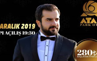 Atan Park Hotel Lara Antalya Yılbaşı Galası 2020
