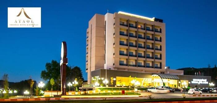 Ataol Çan Termal Otel & Spa Çanakkale Yılbaşı Programı 2020