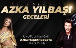 Azka Hotel Yılbaşı Galası 2020
