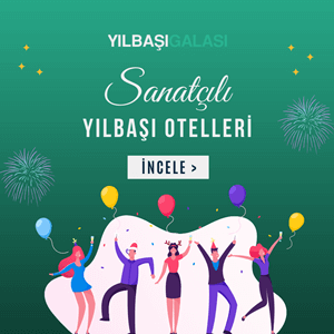 Sanatçılı Yılbaşı Otelleri 2020