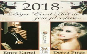 Biyer Event & Performance Hall Yılbaşı Programı