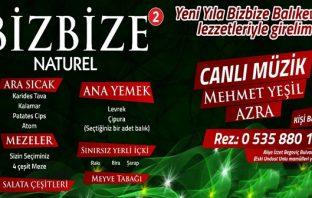 Bizbize Balıkevi Adana Yılbaşı Programı