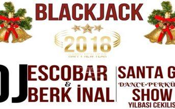 BlackJack Cafe Karşıyaka Yılbaşı Programı
