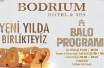 Bodrium Hotel & You SPA Bodrum Yılbaşı Programı 2020
