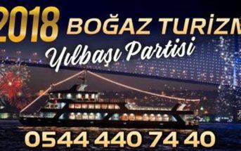 Boğaz Turizm Yılbaşı Partisi 2018