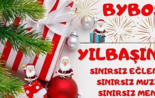 ByBoss Bistro&Sahne Kartal İstanbul Yılbaşı 2020