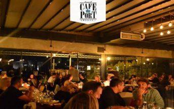 Cafe Du Port Güzelyalı Çanakkale Yılbaşı 2019