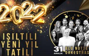 Calista Luxury Resort Belek Antalya Yılbaşı Programı 2020