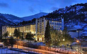 Çam Thermal Hotel Kızılcahamam Yılbaşı Programı 2020