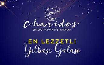 Charides Sea Food Kuşadası Yılbaşı 2019