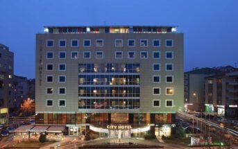 City Hotel Çankaya Yılbaşı Programı 2020