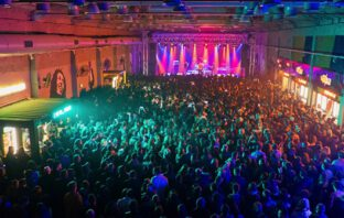 Container Hall İzmir Yılbaşı Programı