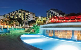Cornelia De Luxe Resort Belek Yılbaşı Galası 2020