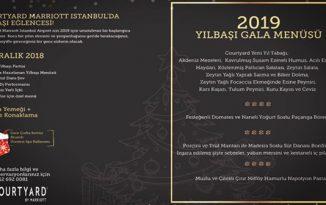 Courtyard Marriott Airport İstanbul Yılbaşı Programı 2019