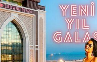 Crowne Plaza Antalya Yılbaşı Programı