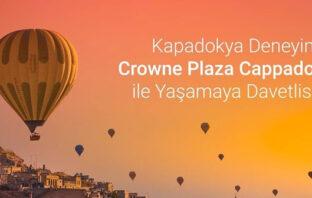 Crowne Plaza Cappadocia Yılbaşı Galası 2020
