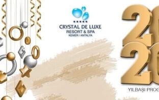 Crystal De Luxe Resort & Spa Antalya Yılbaşı 2020