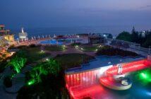Crystal Sunrise Queen Luxury Antalya Yılbaşı Galası 2020
