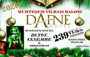Dafne Hotel Yılbaşı Programı
