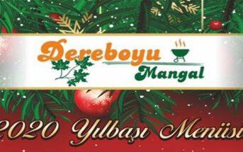 DereBoyu Et & Mangal Yılbaşı Programı 2019