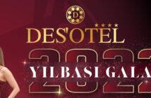 Des Otel Tekirdağ Yılbaşı Galası 2020