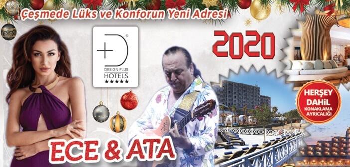 Design Plus Seya Beach Hotel Alaçatı Yılbaşı 2020