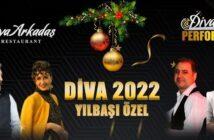 Diva Arkadaş Restaurant Bahçelievler Yılbaşı Galası 2020