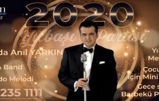 Divan Express Eskişehir Yılbaşı Galası 2020