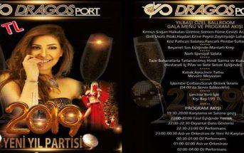 Dragos Port Kartal Yılbaşı 2019