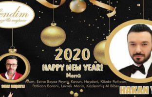 Efendim Meze Meyhane Yılbaşı 2020