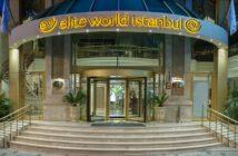 Elite World İstanbul Hotel Yılbaşı Programı 2020