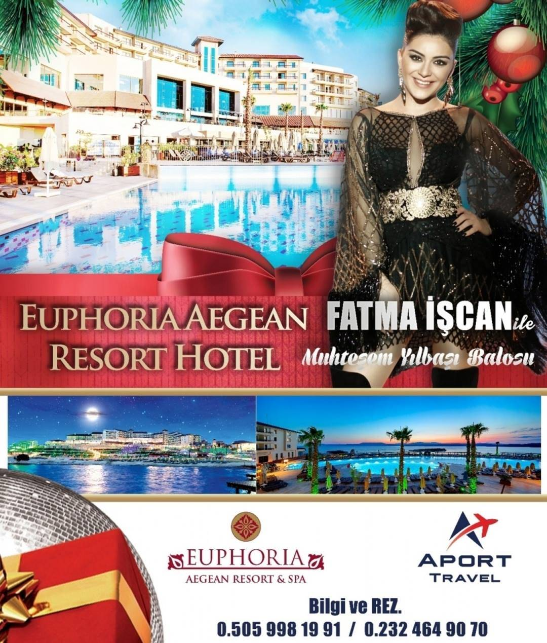 Euphoria Aegean Hotel Yılbaşı