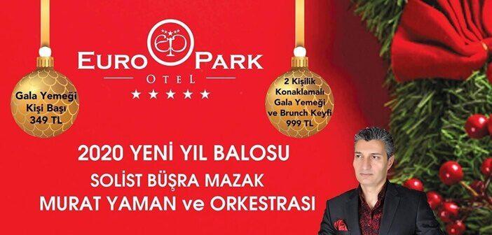 Europark Hotel Esenyurt Yılbaşı 2019