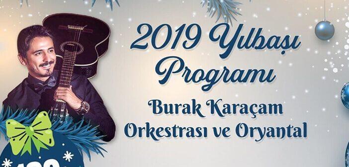 Fethiye Meyhanesi Muğla Yılbaşı 2019