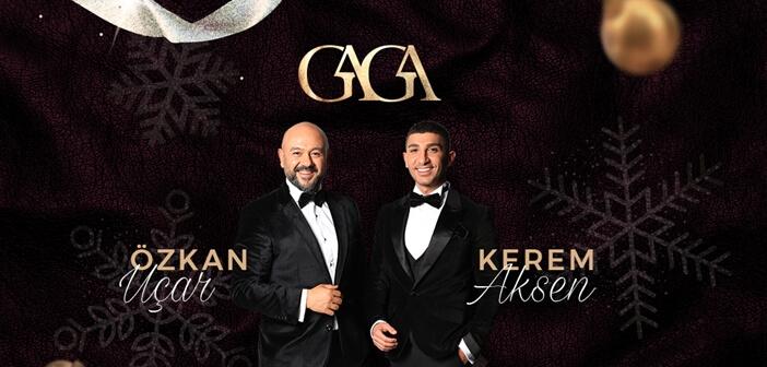 Gaga Restaurant Eskişehir Yılbaşı 2020