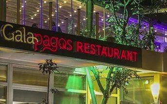 Galapagos Restaurant Florya Yılbaşı