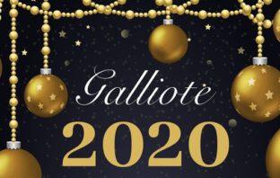 Galliote Cafe & Bistro Antalya Yılbaşı 2020