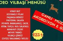 Gastronomi Atölyesi Gökçeada Çanakkale Yılbaşı Programı 2020