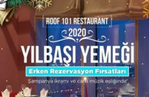 Grand Hotel Konya Yılbaşı Galası 2020